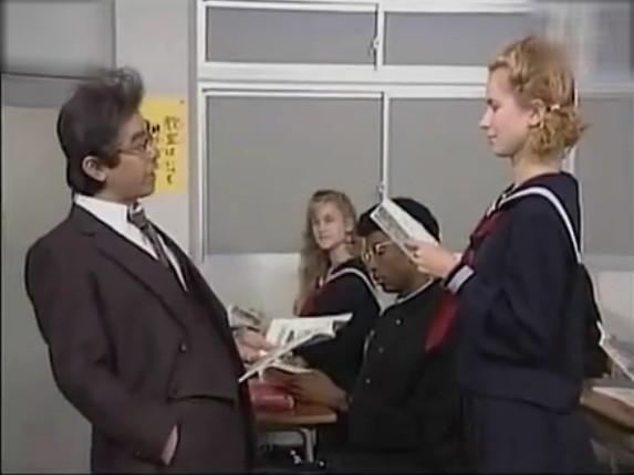 Shimura Ken's English Teacher! – The Rising Sky