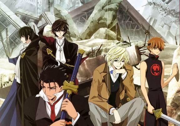Anime: Tsubasa Chronicle (ツバサ・クロニクル) – The Rising Sky