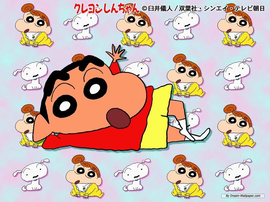Anime Crayon Shin Chan クレヨンしんちゃん The Rising Sky