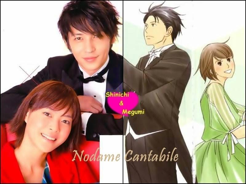 Japanese Drama: Nodame Cantabile (のだめカンタービレ) – The Rising Sky