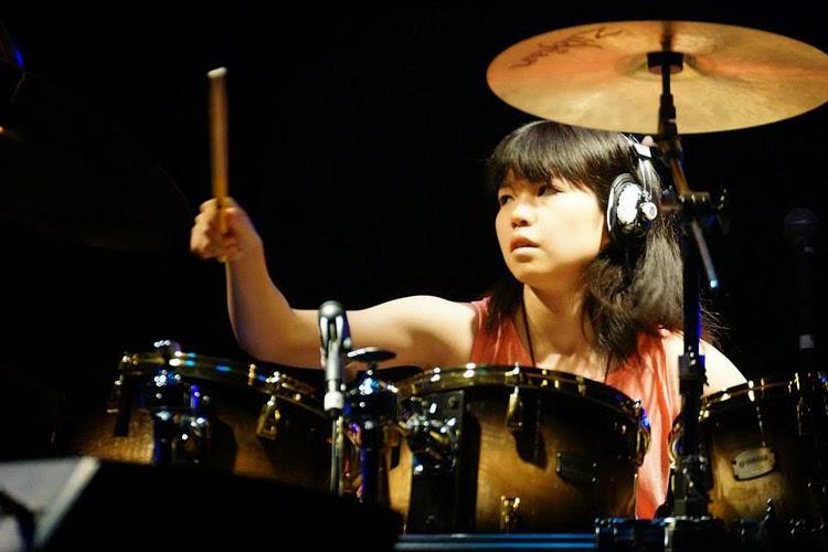 The Godlike Schoolgirl Drummer – The Rising Sky